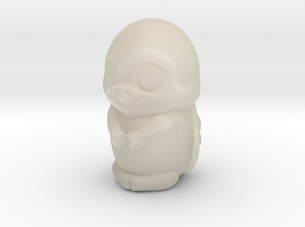 Willy the turtle 3d printed