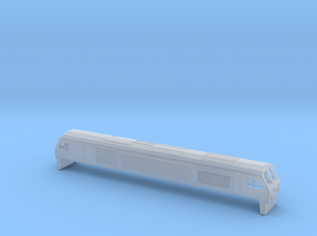 IE Class 201 Locomotive N Scale 3d printed