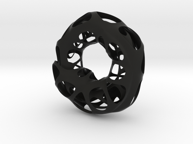 Ouroboros Sculpture (XL) 3d printed