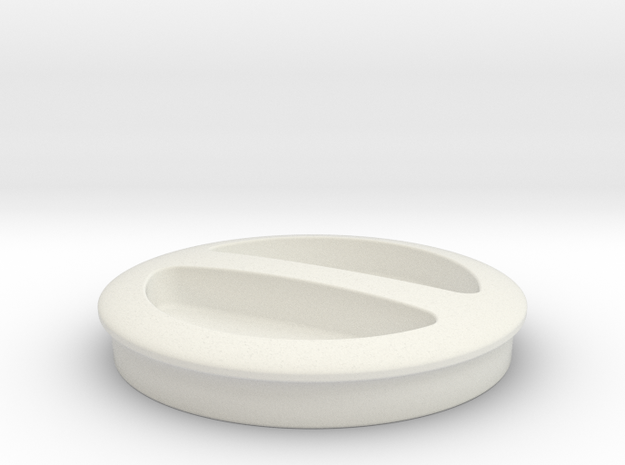 Water Pitcher Lid 3d printed