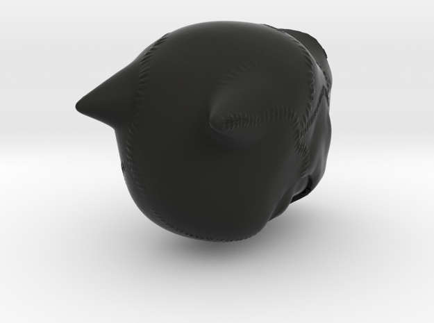 barbie head - Catwoman 3d printed