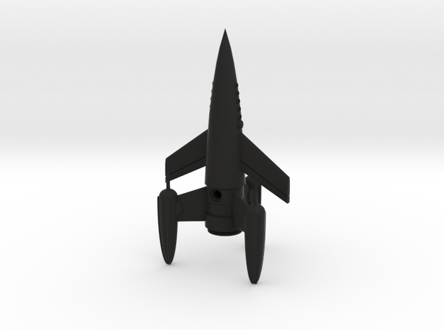 "R-Rocket ""Earth""-Class Small 3d printed"