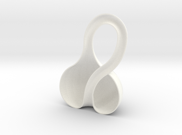 half Klein bottle 3d printed