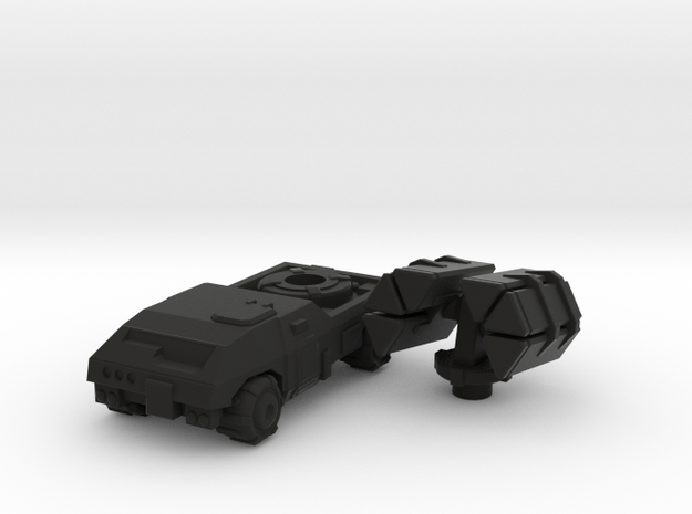 Terran Guided Missile Truck 3d printed