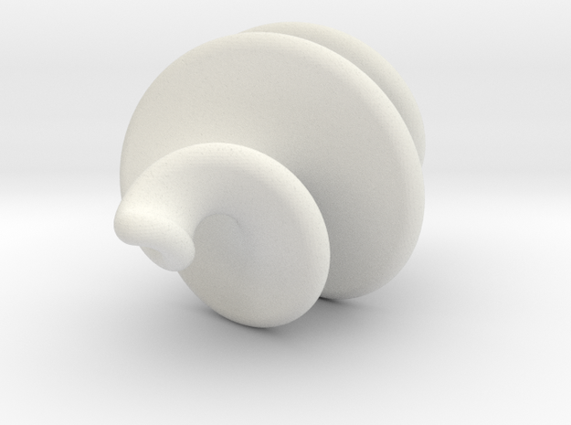 Spiral Ornament Variation 3d printed