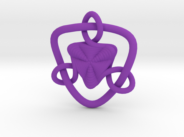 Celtic Knots 09 3d printed