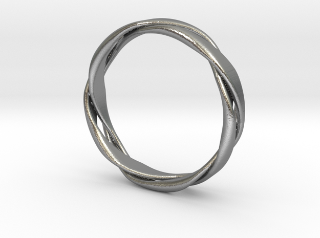 5-Twist Ring 3d printed