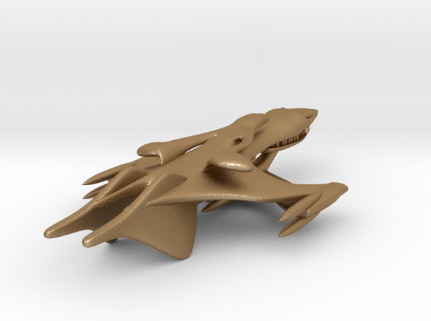 Classic Whitestar from Babylon 5 3d printed
