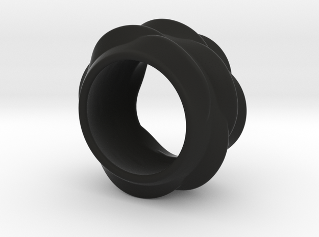 Tree-Ear Light Ring 3d printed