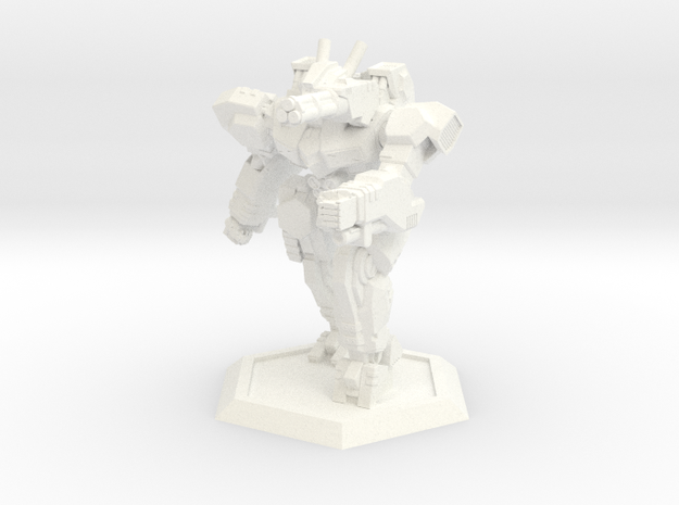 WHAM- King Sandman (1/500th) 3d printed