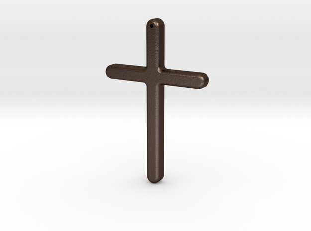 Simple Cross 3d printed