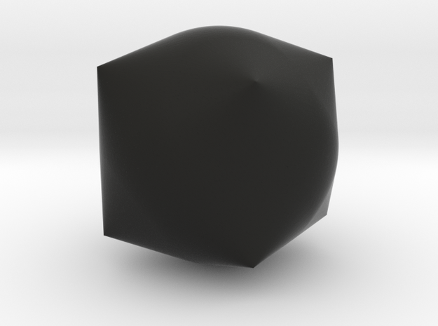 Inflated Cube 3d printed