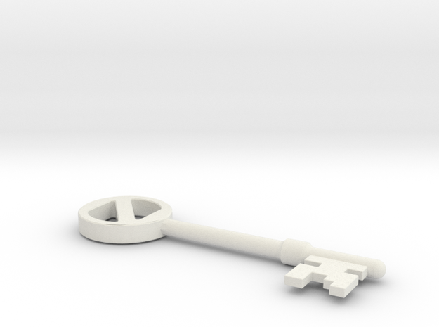 Oz key 3d printed