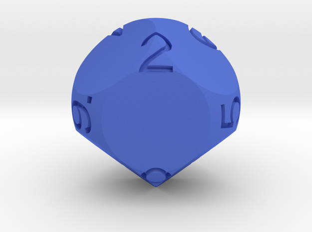 D9 Sphere Dice 3d printed
