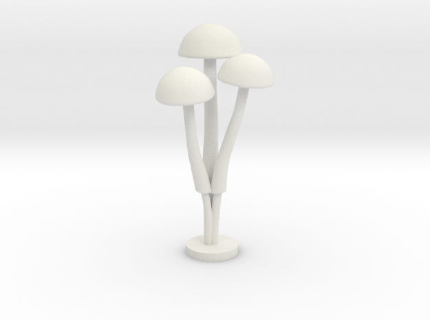 Shrooms To Be Potted 3d printed