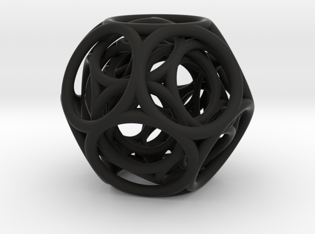 Dodeca-madness 4.76 3d printed