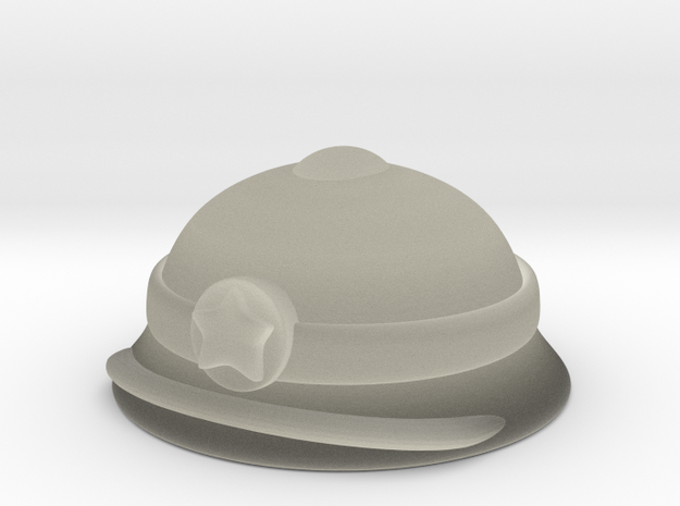 Vietnamese Pith Helmet 3d printed Vietnamese Soldier (Render of an example Usage)