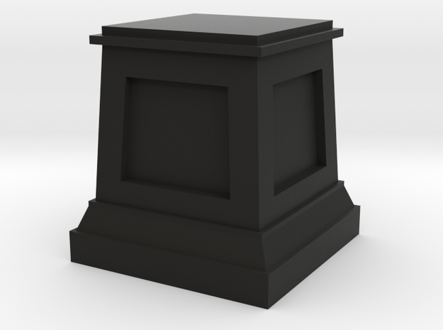 40mm Display Pedestal 3d printed