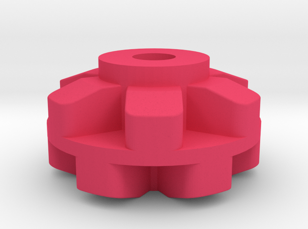 Pololu 6 Cog Wheel For Axle 3d printed