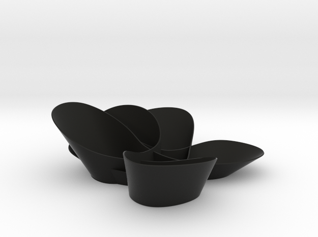 flower tealight candle holder 3d printed
