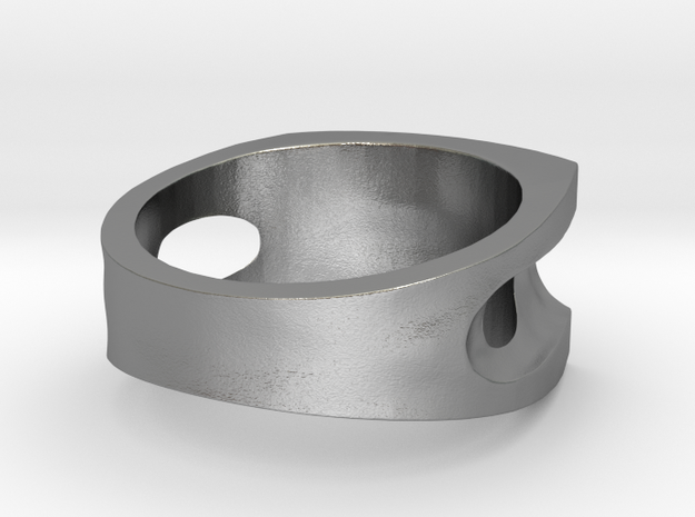 Dragon Signet Ring 3d printed