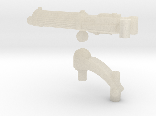 Vickers Mk-1 Machine Gun 3d printed