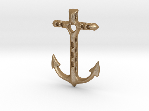 anchor 3d printed