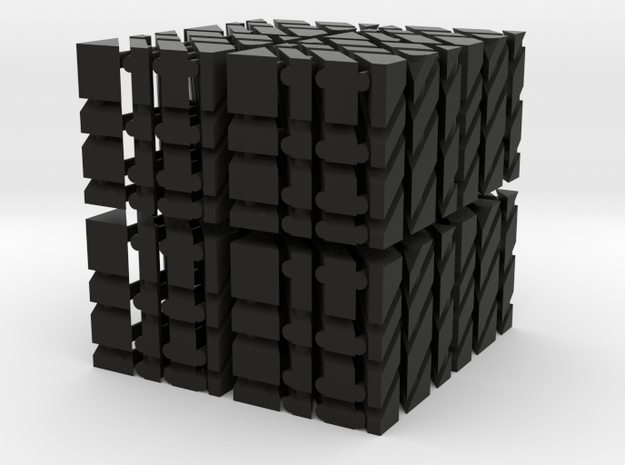 Shred Cube 3d printed