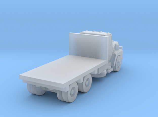 Mack Flatbed - TT scale 3d printed