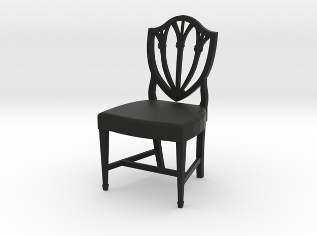 1:24 Shield Chair (Not Full Size) 3d printed
