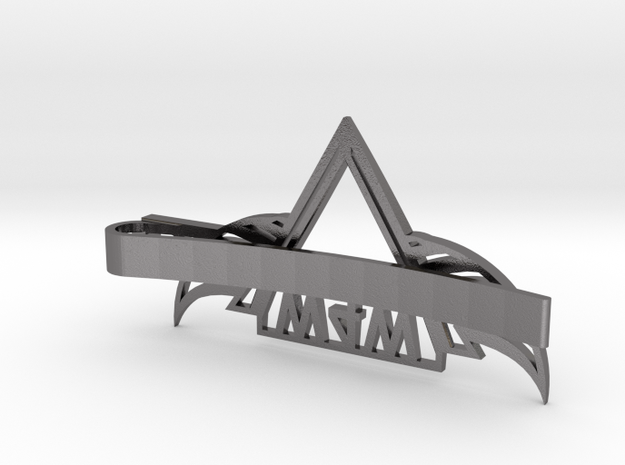 WISHES FOR WARRIORS MONEY/TIE CLIP 3d printed