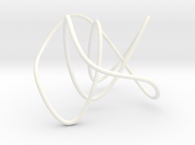 knot 4 1 100mm 3d printed