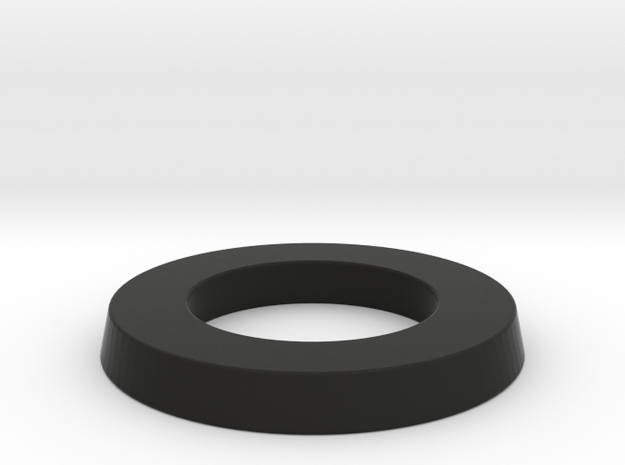 adapter ring for eBike belt disk 3d printed