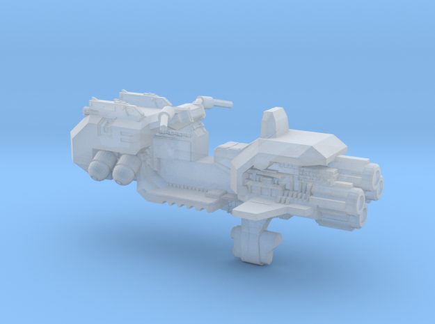 Grav-Cycle MK2 (x1) 3d printed
