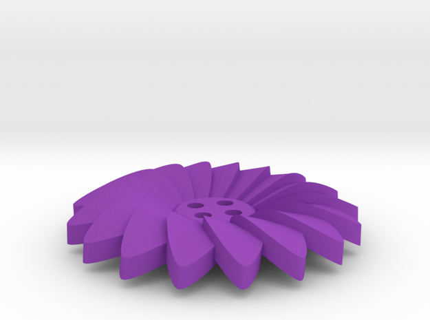 Flower Medium 3d printed