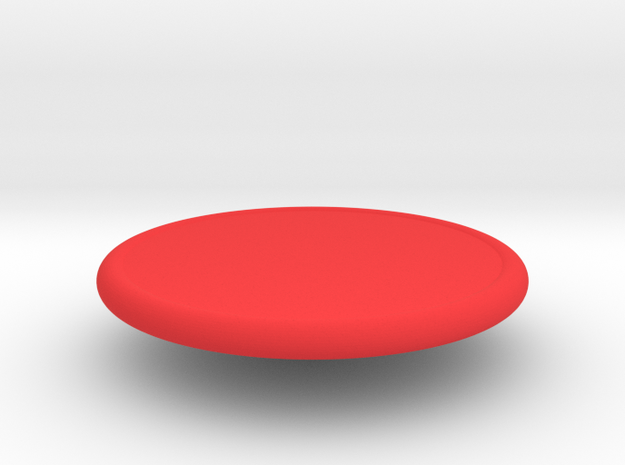 Text my Button 3d printed