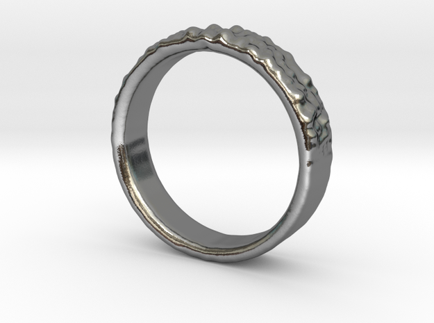 Ring Band - Knobbly 3d printed