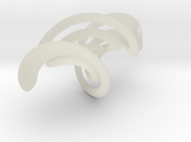 Spiral² 02 (fixed) 3d printed