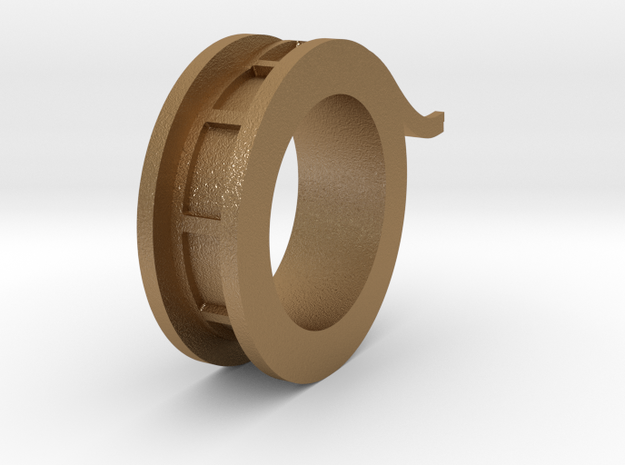 Film Ring 3d printed