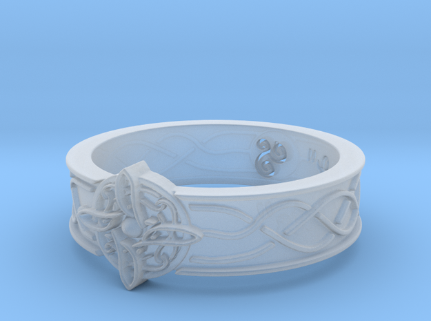 Ring of Mara Size 10.25 3d printed