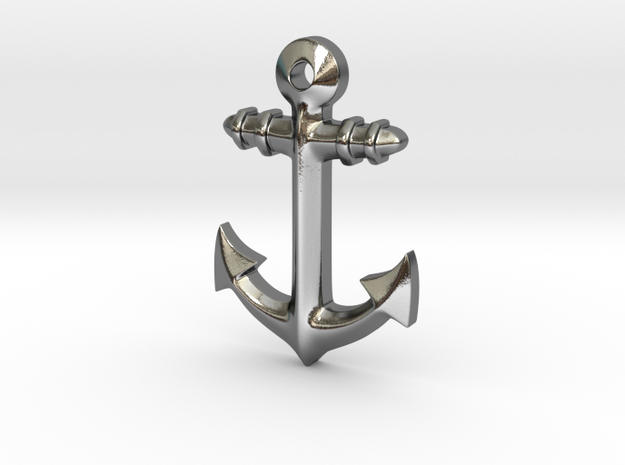 Anchor Classic 3d printed