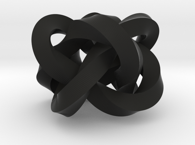 Knot 3 3d printed