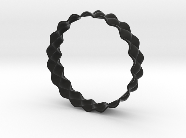 Bump Bangle | out 3d printed