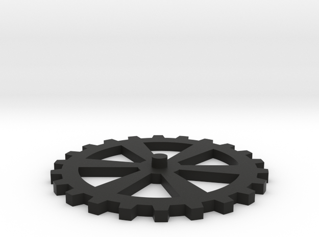 Additional Cog/Gear for Clockwork iPhone Ca 3d printed