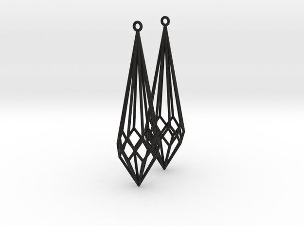 Deco Drop Pendant 3d printed