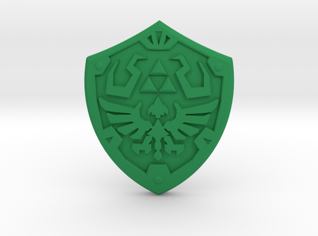 Royal Shield III 3d printed