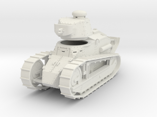PV12A M1917 Six Ton Tank (37mm Cannon) (28mm) 3d printed