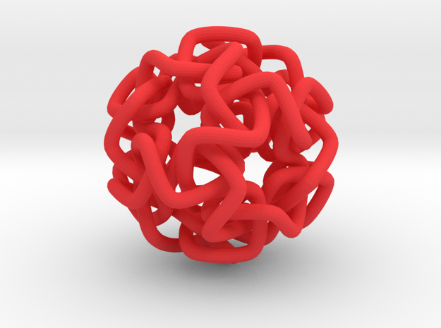 Not a Knot 3d printed