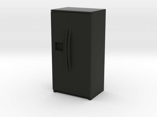 1:39 Scale Model - Refrigerator 04 3d printed