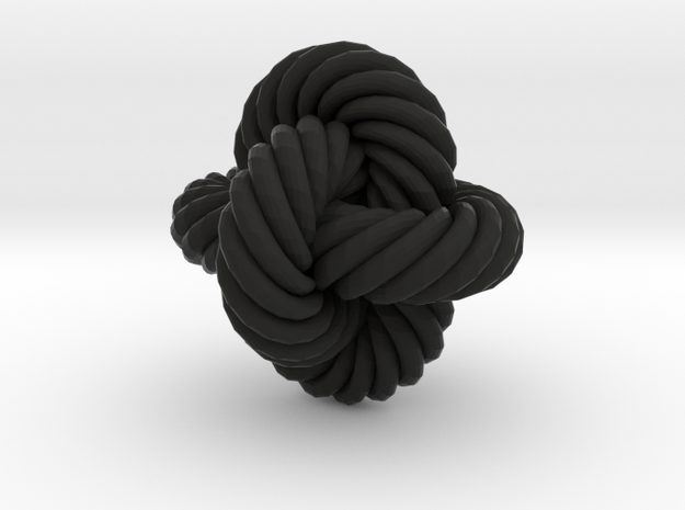 Rope Bead (S) 3d printed